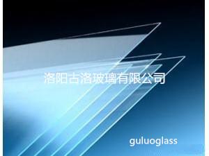 0.15毫米的超薄玻璃片