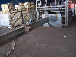 青岛港玻璃装箱玻璃装柜业务