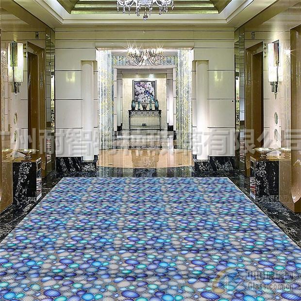 立体玻璃 装饰玻璃 地板玻璃