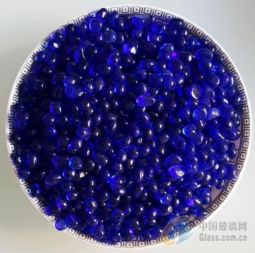 彩色玻璃微珠 彩色玻璃砂
