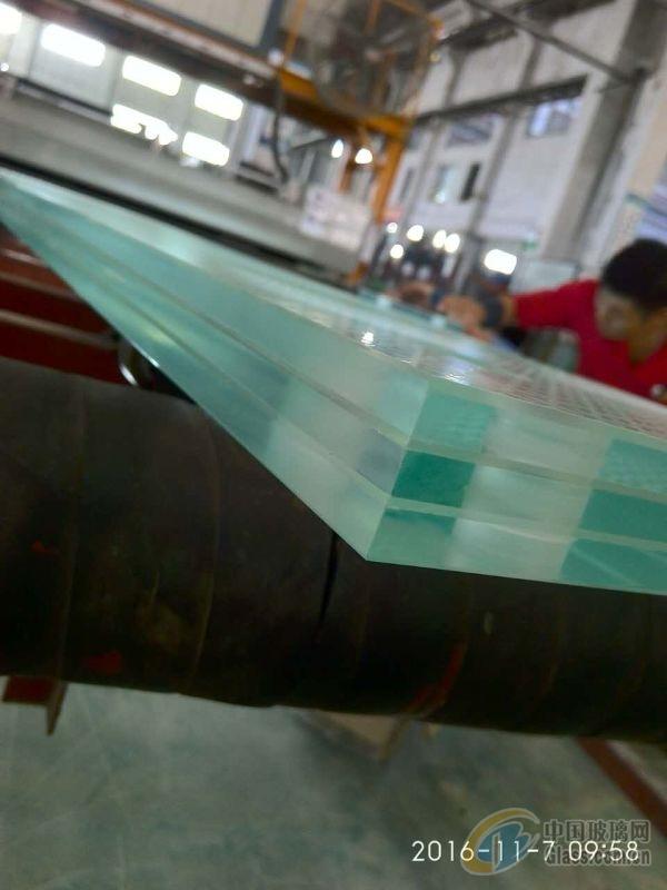 超厚SGP夹胶玻璃
