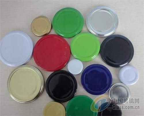 徐州全业玻璃制品供应马口铁盖