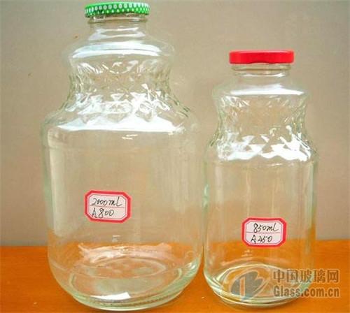 供应1升2升大果汁饮料瓶