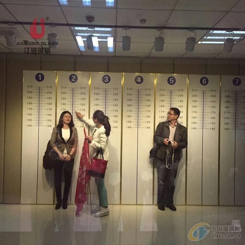 公安局审讯室单向玻璃 辨认玻璃