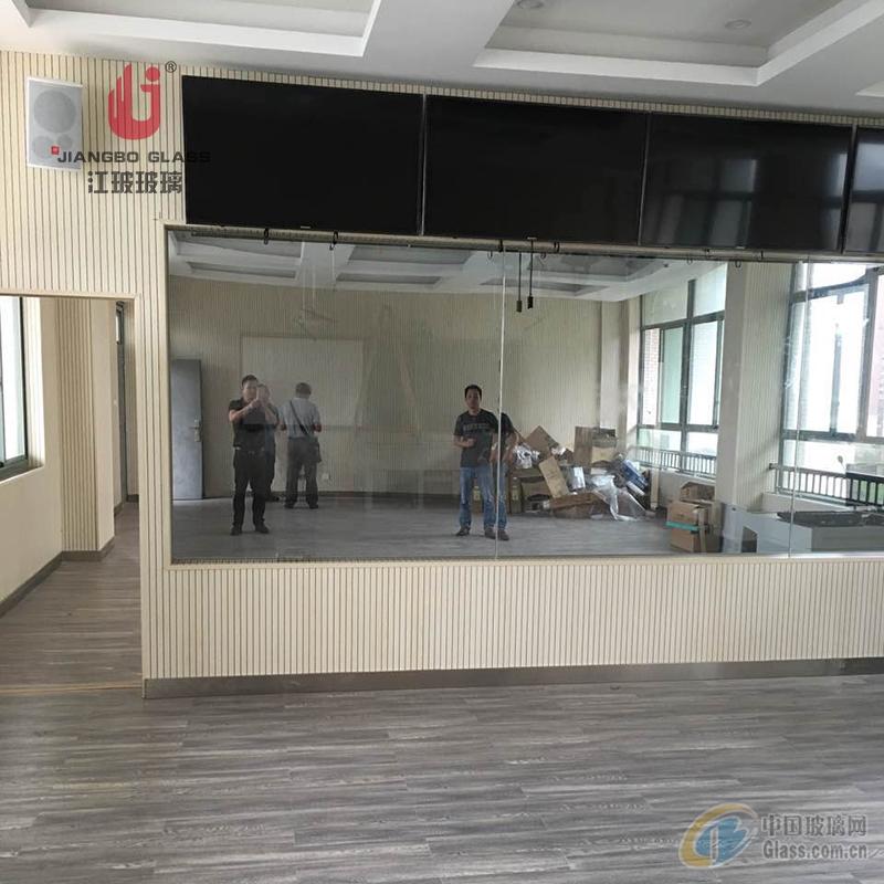 互动教室单向玻璃 单面可视