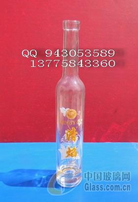 徐州玻璃瓶厂家供应玻璃果酒瓶