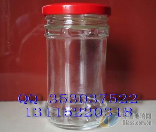 玻璃瓶厂家直销玻璃酱菜瓶