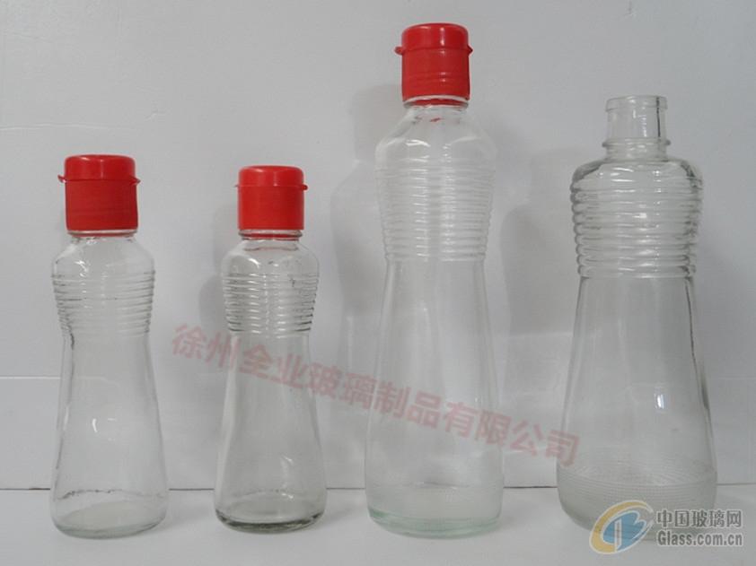 供应玻璃香油瓶麻油瓶