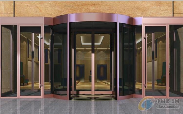 西安自动门旋转门厂家西安旋转门价格西安旋转门安装