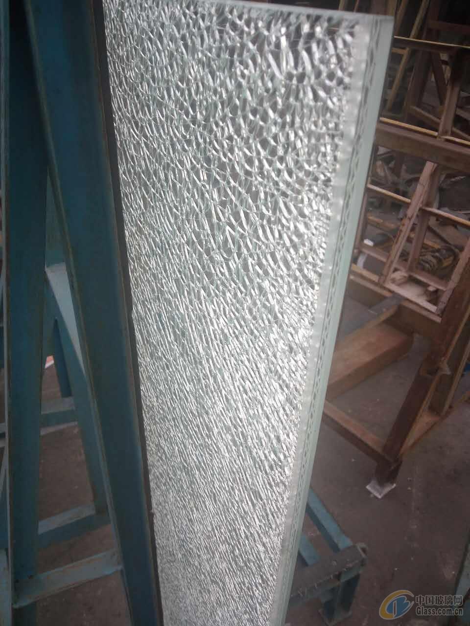 工厂生产夹胶钢化玻璃 PVB聚乙烯夹层玻璃
