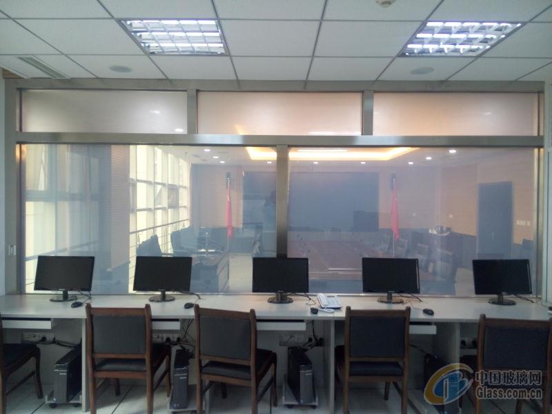 成都智能调光玻璃 电控雾化玻璃