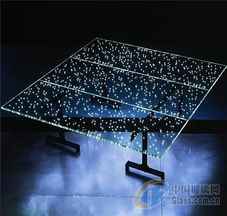 LED智能装饰玻璃