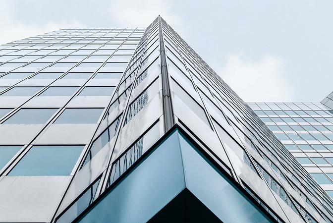 莆田外墙玻璃安装 玻璃幕墙工程