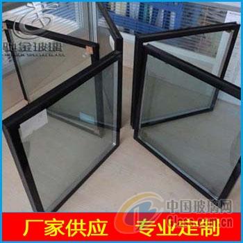 驰金 专业供应中空玻璃 钢化玻璃 厂家