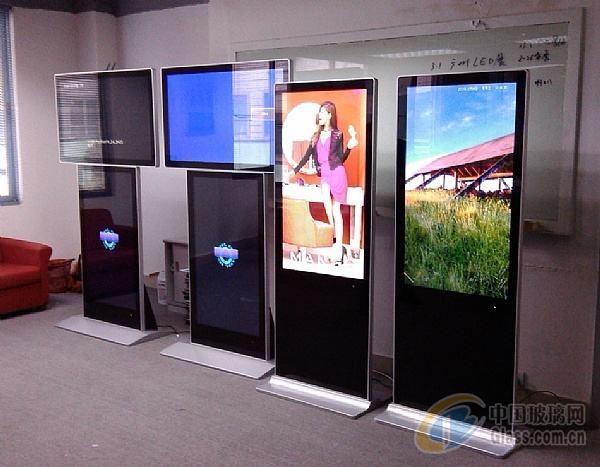 立式广告 机玻璃面板供应