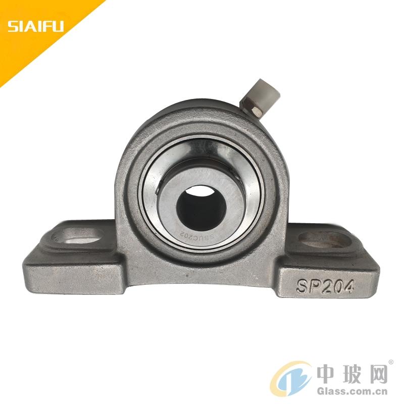 不锈钢外球面轴承座 SSUCP208  SSUCP209  SSUCP210