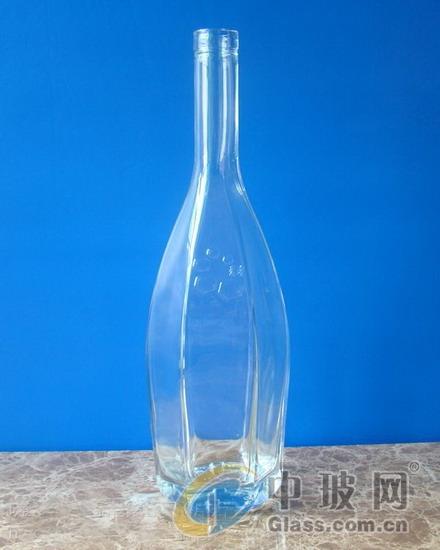 玻璃瓶厂家供应优质高白料玻璃酒瓶