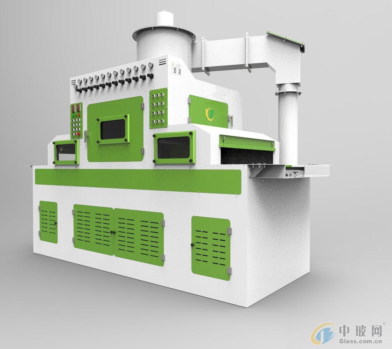 供应PET膜专用喷砂机,PT膜喷砂机,光膜喷砂机