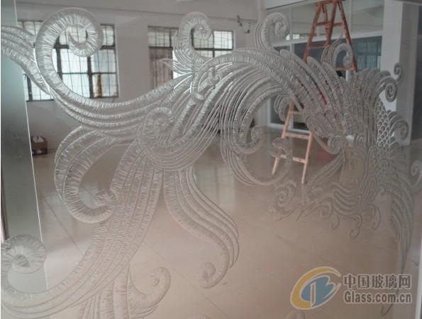 冰雕 图片-玻璃图库-中国玻璃网