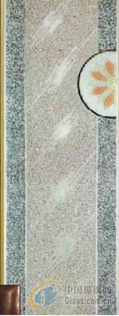 冰花玻璃图片-玻璃图库-中国玻璃网