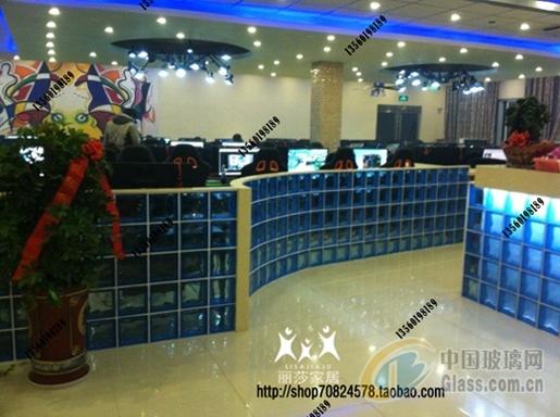 常州金坛蓝天网吧工程图片-玻璃图库-中国玻璃网
