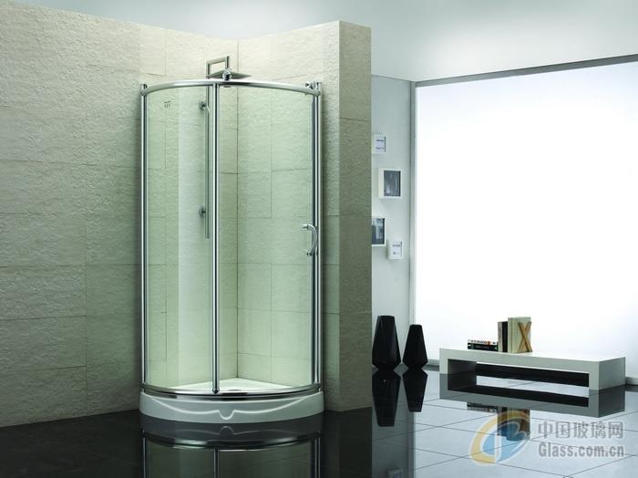 360度酒店圆形淋浴房