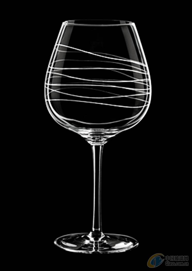 数控酒杯零件设计图样