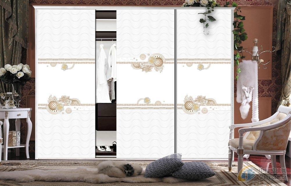 门效果图_装修 效果 图   柜门衣柜推拉门烤瓷彩绘衣柜门壁