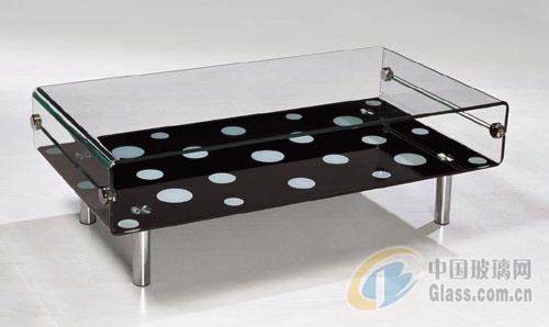 玻璃桌子背景素材