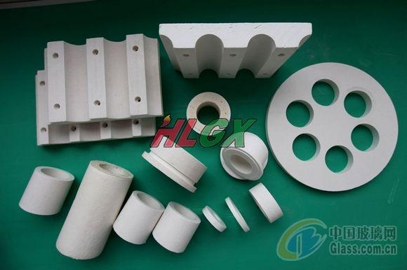 陶瓷纤维异形件 绝缘隔热材料供应商 陶瓷纤维异形件 绝缘...