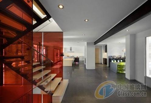 玻璃材质设计现代风格