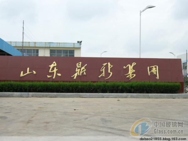发布公司 山东鼎新电子玻璃集团有限公司