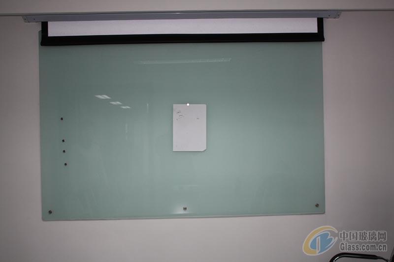 【北京钢化玻璃厂直销烤漆玻璃白板】报价