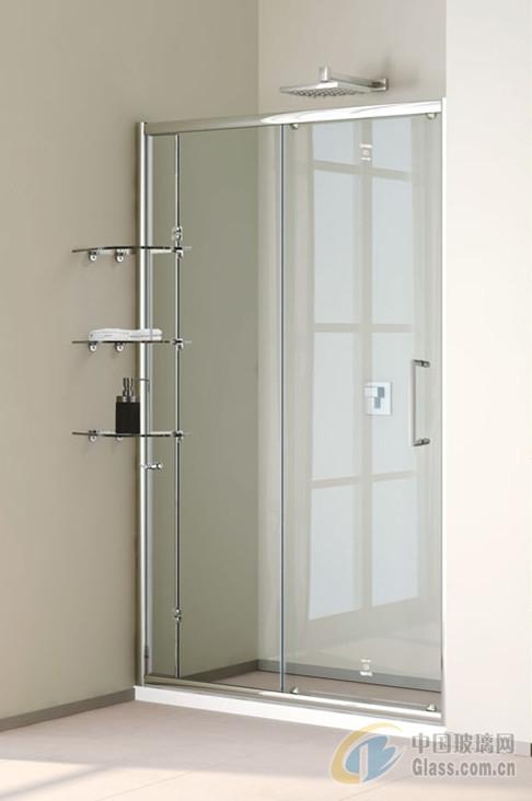 淋浴房参数:淋浴房品牌 登宇洁具淋浴房型号 pf155-v6mm厚高清图片