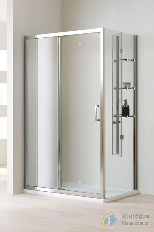 淋浴房品牌 登宇洁具产品型号:dl821-iv尺寸:1200*800*1950高清图片