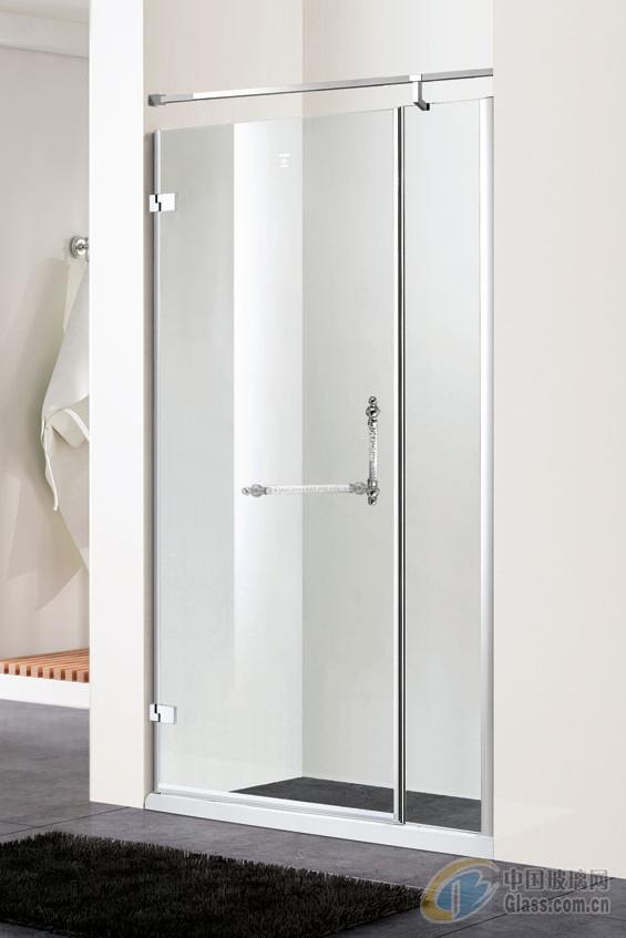 十大淋浴房品牌 登宇洁具淋浴房dz391kl-v尺寸900*900*1950高清图片