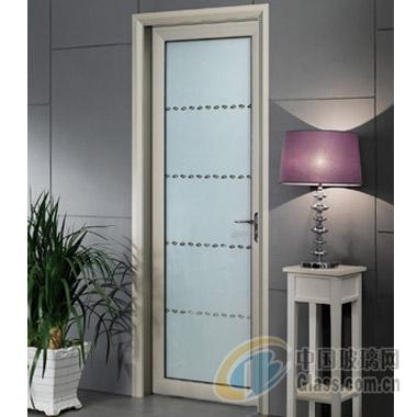 新标门,窗,整体衣柜-新标卫生间平开门-新标y4087摩哈维卫生间银弧
