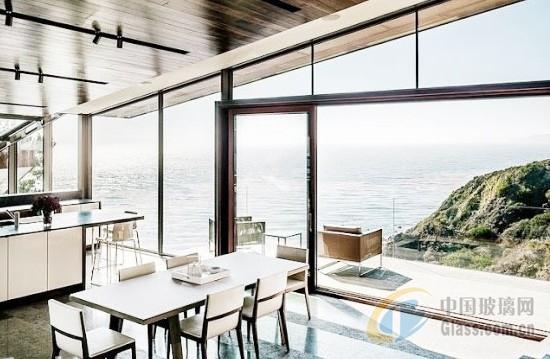 峭壁上的别墅--阳光玻璃房-玻璃资讯-中国玻璃企业