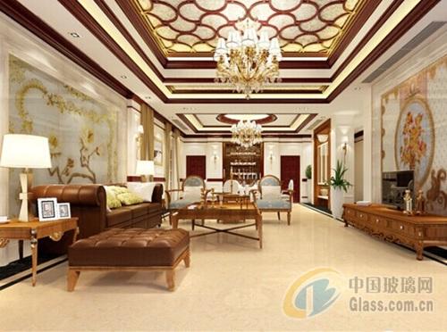 电视背景墙除了能起到装饰美化客厅的效果