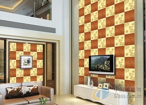 家居裝飾中的時尚精品——藝術玻璃墻磚