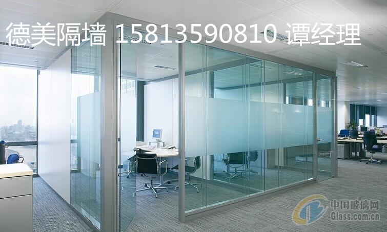 公司玻璃墙设计图片