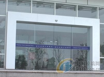 容桂销售感应玻璃门,电动平移门