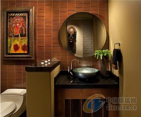 卫生间镜子装修及效果图欣赏