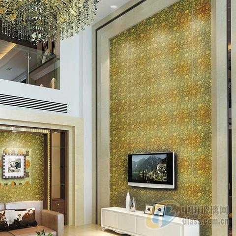2016欧式玻璃面客厅背景墙怎么制作?