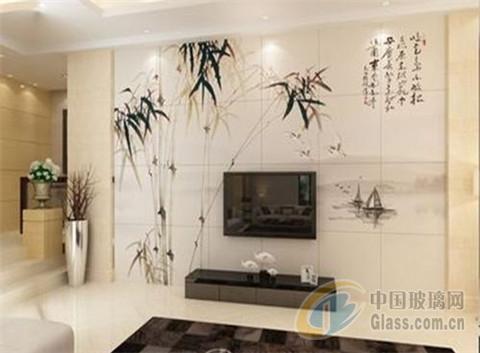 查找欧式硅藻泥客厅背景墙