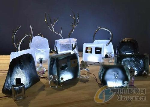 南京艺术学院设计学院玻璃工作室毕业生作品图片