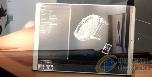 苹果ipad pro屏幕采用玻璃薄膜结构提高精确度