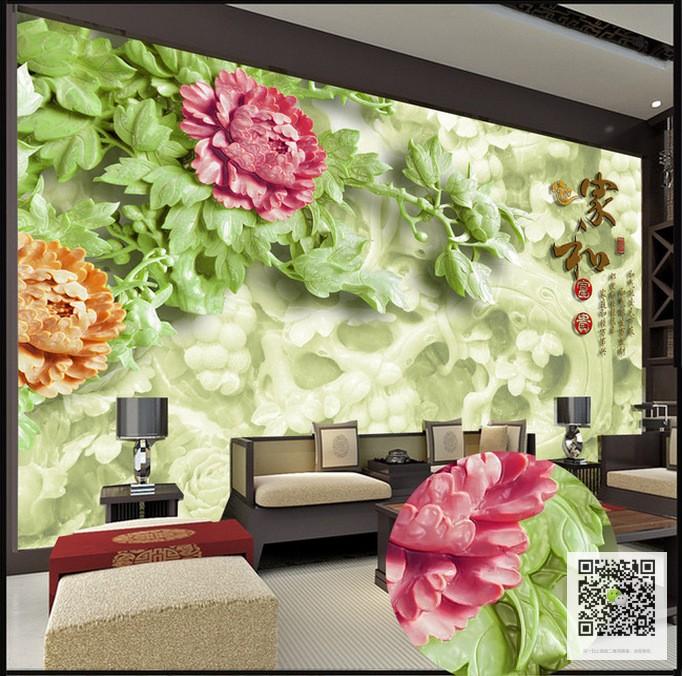 浮雕玻璃陶瓷背景墙打印机客户创业成功案例