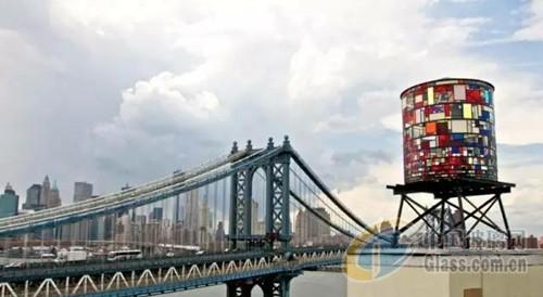 大桥简笔画彩色
