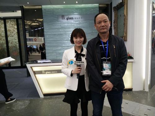 广州市玻璃先生参加2016中国(上海)国际玻璃展,广州市,玻璃先生,玻璃展-企业新闻-中国玻璃网